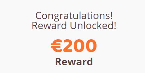 wager tracker rewarded